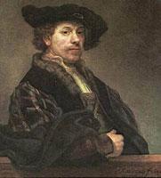 Голландский художник Р. Харменс ван Рейн