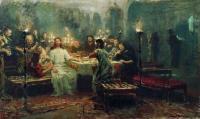 Тайная вечеря. 1903
