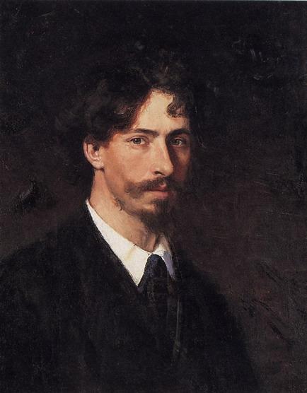 Автопортрет. 1878