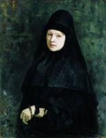 Монахиня. 1878