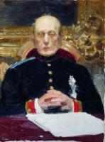 Портрет К.П.Победоносцева. 1903