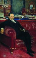 Портрет Б.А.Каминки. 1908