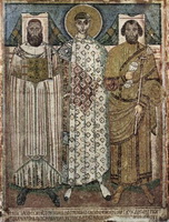 Св. Димитрий и донаторы