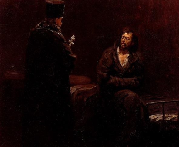 Отказ от исповеди. 1879-1885