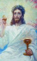 Христос с чашей. 1894