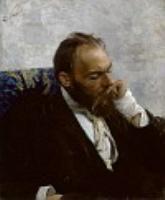 Портрет профессора Иванова. 1882