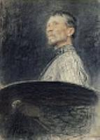 Портрет А. Архипова. 1862