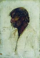 Украинский крестьянин. 1880