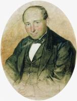 Портрет доктора Г.Кострова.
