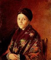 Портрет А.С. Бочаровой. 1859
