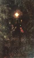Прогулка с фонарями. 1879
