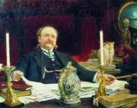 Портрет В.В.Битнера. 1912