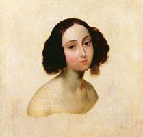 Портрет великой княжны Ольги Николаевны (К.П. Брюллов)