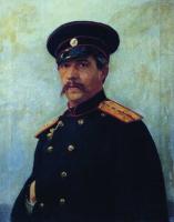 Портрет военного инженера, штабс-капитана А.А.Шевцова. 1876