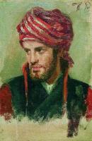 Портрет молодого человека в чалме.