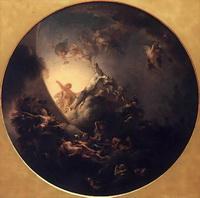 Гелиос, пробуждающий богов (Ш. де ла Фосс)