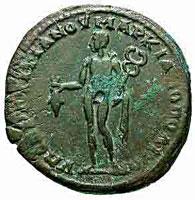 Гермес (античная монета)