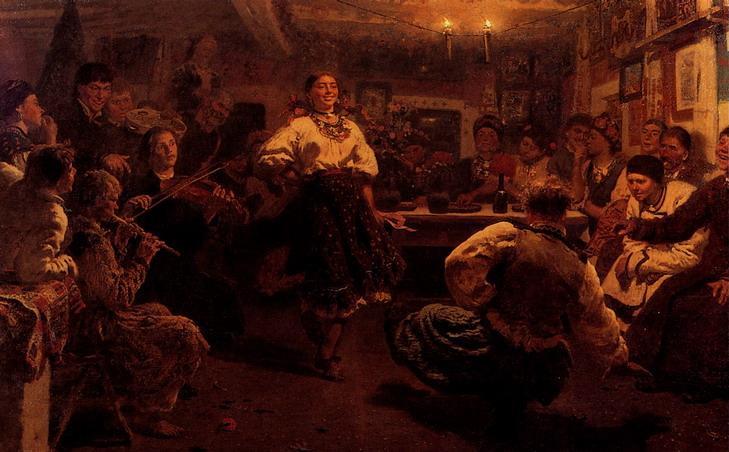 Вечеринка 1881
