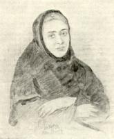 Эмилия Борисова. Рисунок 1886