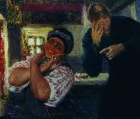 Солоха и дьяк. 1926