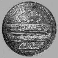 Медаль в память Оливского мира (1660 г.)