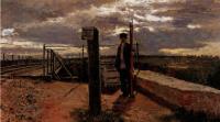 Железнодорожный сторож. Хотьково 1882
