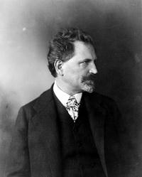Альфонс Муха в 1906 году