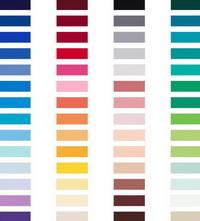 Вариант цветовой гаммы