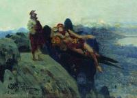 Искушение Христа. 1896