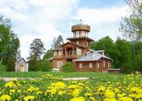 Музей-усадьба Репина в Здравнево