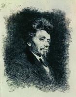 Портрет П. Шиндлера.