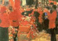 Красные похороны 1905-1906