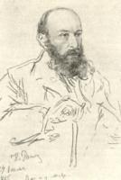 П.А. Спиро. Рисунок. 1885