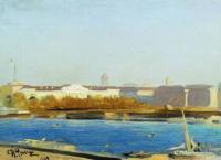 Адмиралтейство. 1869