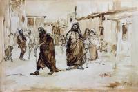 Пророк. Около 1890