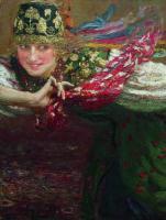 Танцующая. 1920-е