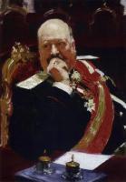 Портрет А. П. Игнатьева. 1902