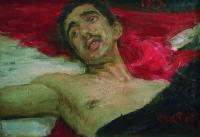 Раненый. 1913