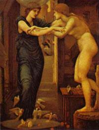 Афродита и Галатея (Джозеф Сеттона)
