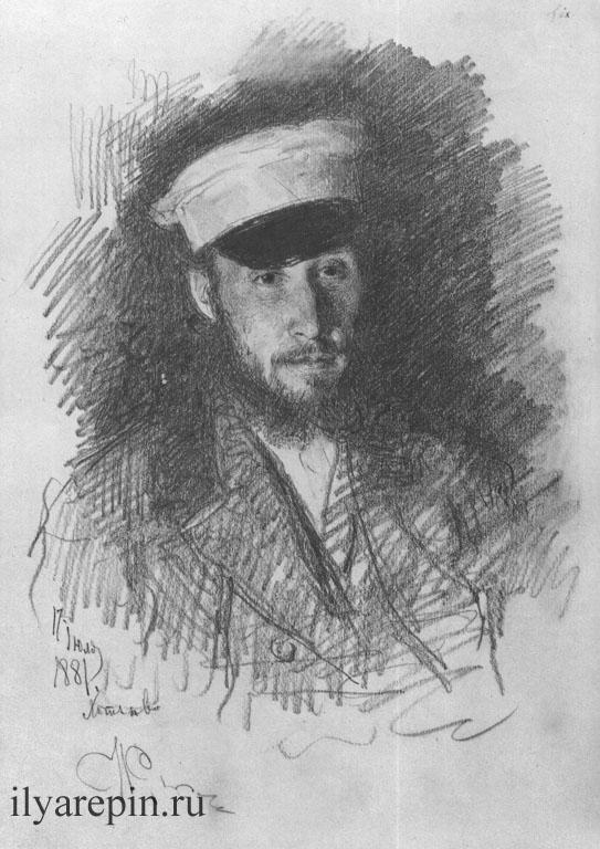 Портрет П.И. Якуба