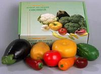 Набор муляжей овощей