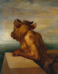 Минотавр (Дж.Ф. Уотс, 1885 г.)