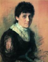 Портрет скульптора Е.П.Тархановой-Антокольской. 1893