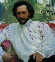Портрет Л.Н.Андреева. 1904