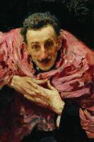 Портрет В.Д.Ратова (С.М. Муратова). 1910