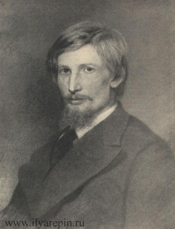 В. М. Васнецов. 1882. Бил в «Пенатах»