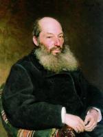 Портрет поэта А.А.Фета. 1882