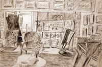 Зал живописи (Школа изящных искусств)