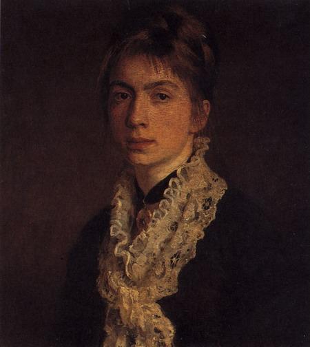 Портрет М.П. Шевцовой 1876