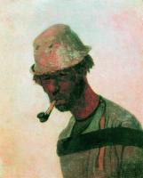 Бурлак. 1870